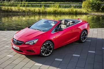 Opel Cascada nu als Supreme