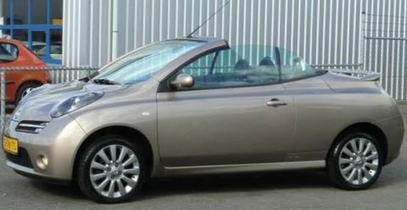 Nissan Micra C+C 1.6 Active Luxury (2006)