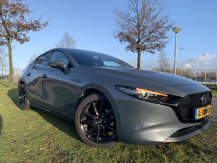 Mazda 3 SkyActiv-X 2.0 180 Luxury (2019)