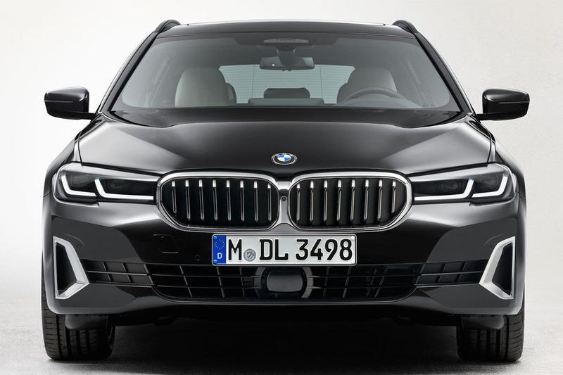 Facelift Friday: BMW 5-serie G30