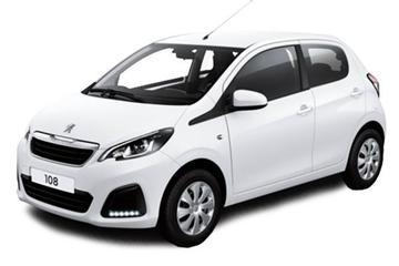 Peugeot 108 Active 1.0 e-VTi