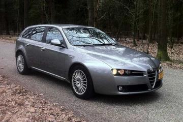 Alfa Romeo 159 Sportwagon 1.9 JTDm 16v Distinctive (2006)