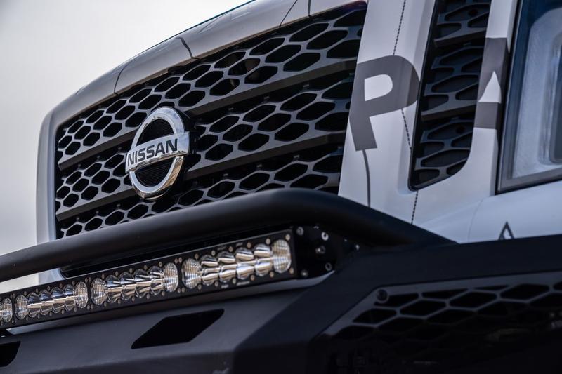 Nissan Titan One-off teaser
