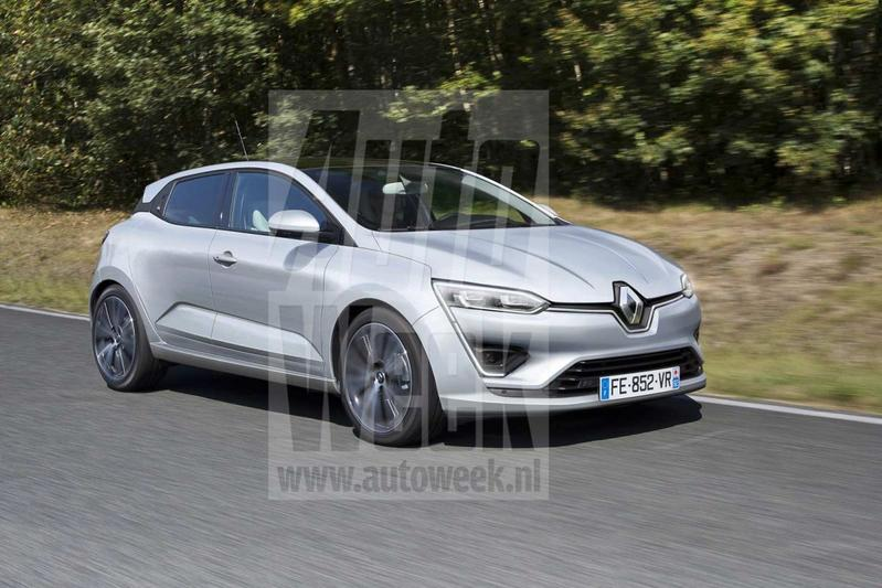 Blik To The Future Renault Clio V Autonieuws Autoweek Nl