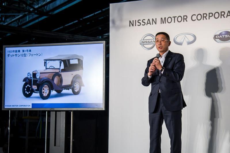 Productieteller Nissan tikt 150 miljoen aan