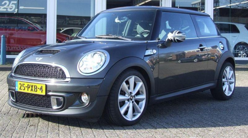 Mini Cooper SD Chili (2011)