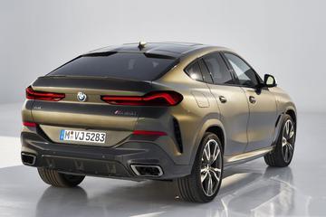 Officieel: BMW X6