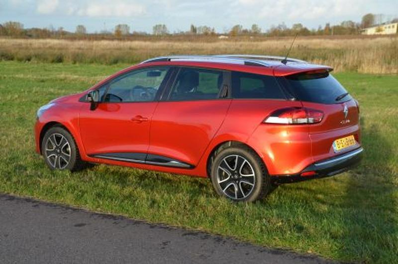 Renault Clio Estate TCe 90 Energy Expression (2013) #5