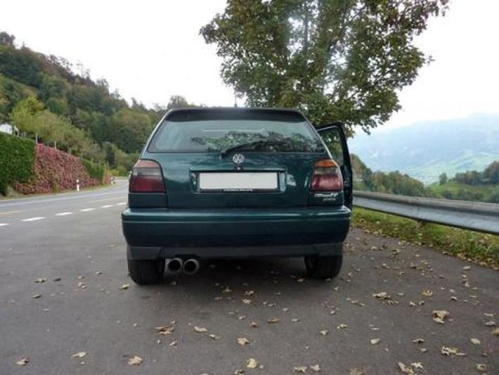 Volkswagen Golf 2.8 VR6 (1996)