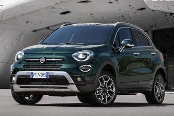 Eerste prijzen gefacelifte Fiat 500X bekend