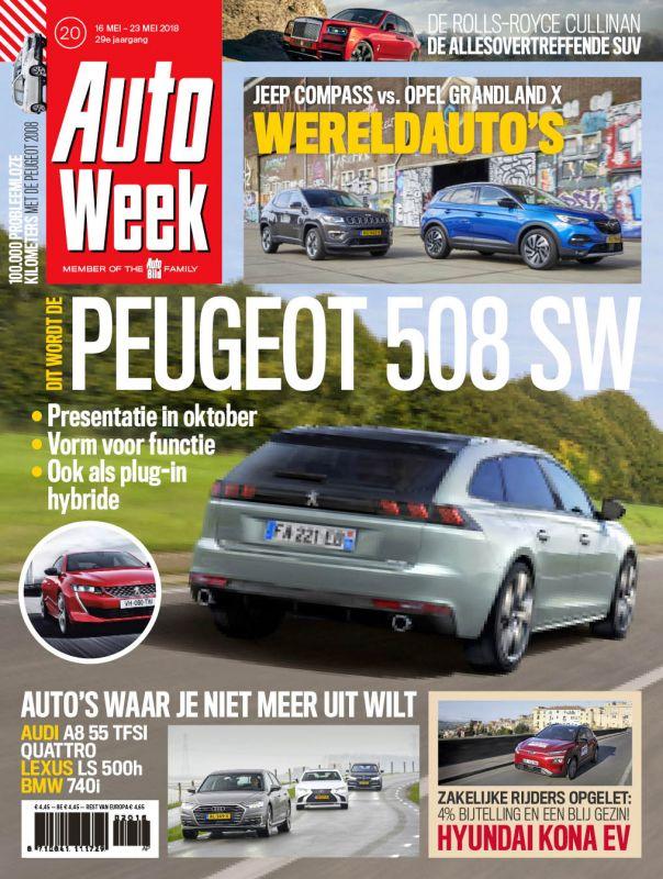 AutoWeek 20 2018