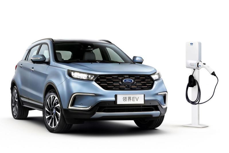 Ford Territory EV