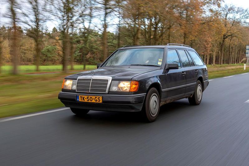 Mercedes-Benz 200 T - 1988 - 615.991 km - Klokje Rond