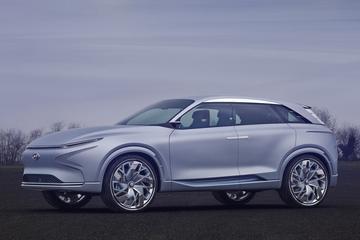 Innovatief: Hyundai FE Fuel Cell Concept