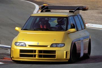 Afgestoft: Renault Espace F1