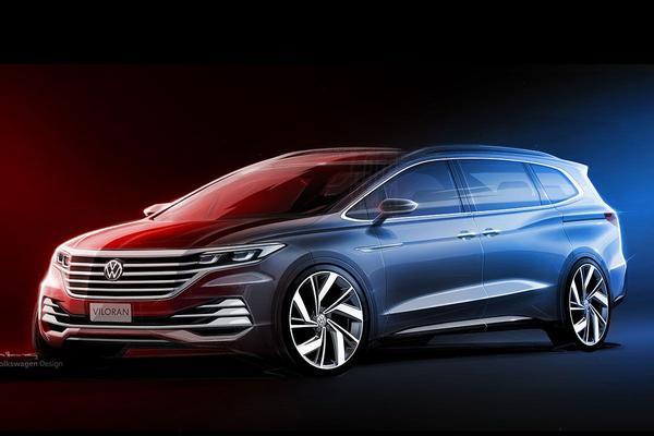 Volkswagen schetst Viloran