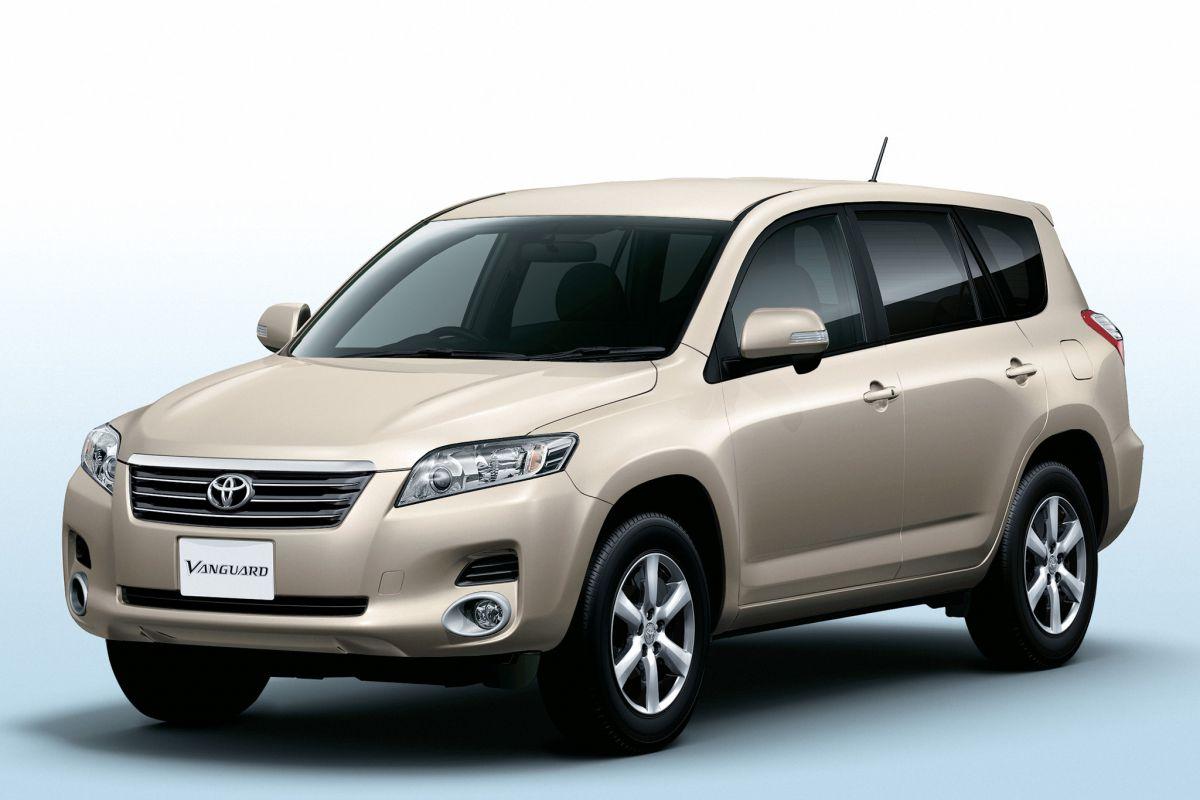 Facelift Friday: Toyota RAV4 2010 Vanguard