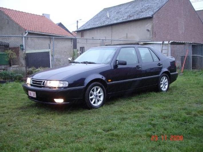 Saab 9000 CSE 2.0 LPT Anniversary (1997)