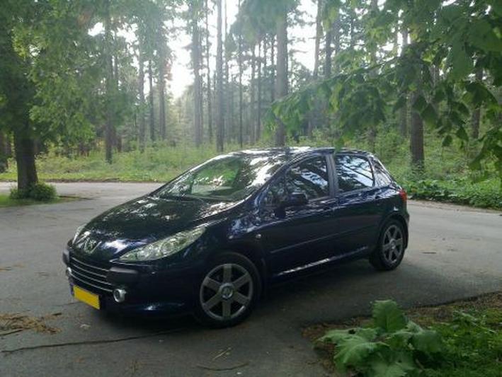 Peugeot 307 Premium 1.6 HDiF 16V 110pk (2007)