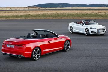 Audi A5 en S5 Cabriolet gepresenteerd