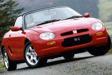 Facelift Friday: MG (T)F
