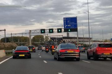 Ministerie I&W: 'Auto ook in de toekomst dominant'
