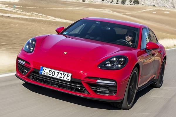 Rij-impressie: Porsche Panamera Turbo S E-Hybrid Sport Turismo