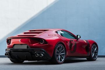 Uniek: Ferrari Omologata