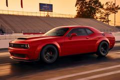 Wéér Dodge Challenger Demon