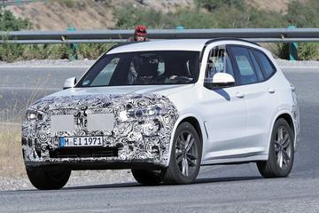 Facelift op komst voor BMW X3