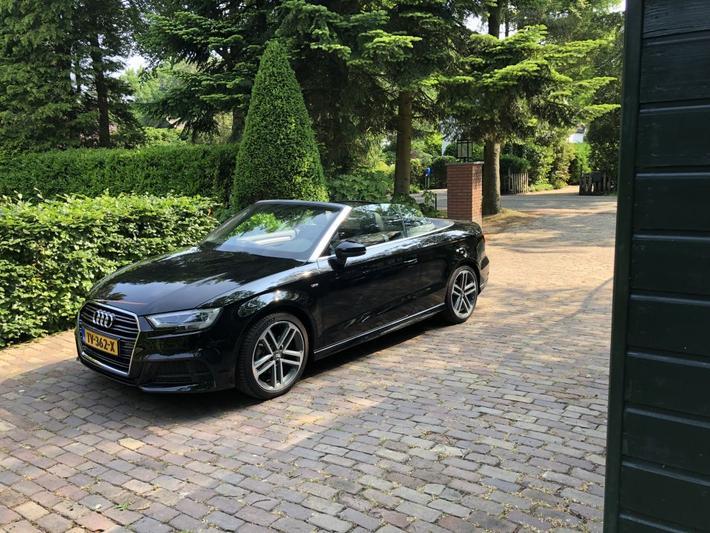 Audi A3 Cabriolet 1.4 TFSI 115pk Sport (2017)