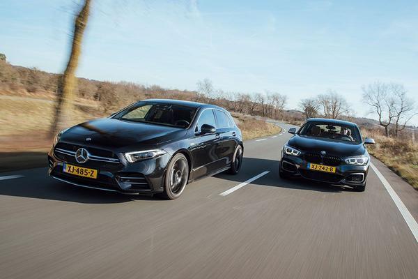 Mercedes-AMG A 35 vs. BMW M140i - Dubbeltest