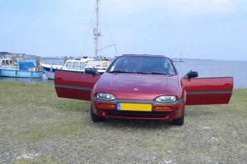 Nissan 100 NX 1.6 SLX (1991)