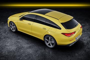 Dít is de nieuwe Mercedes-Benz CLA Shooting Brake