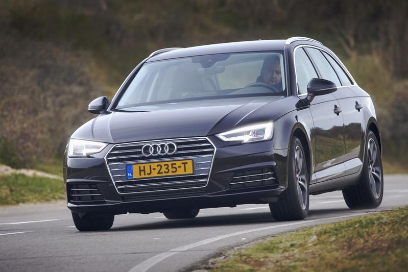 Audi A4 Avant 20 Tfsi Ultra 190pk Pro Line 2015 Autotest