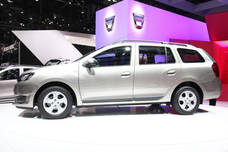 Dacia Logan MCV TCe 90 Prestige (2014)