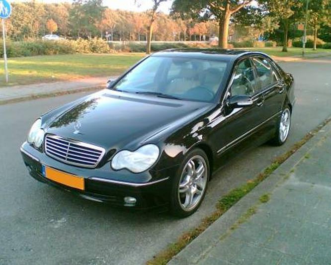 Mercedes-Benz C 270 CDI Avantgarde (2002) #2