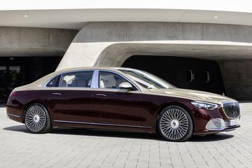 Mercedes-Maybach S-klasse onthuld