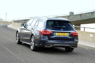 Mercedes-Benz C180 Estate 9G-Tronic - Test