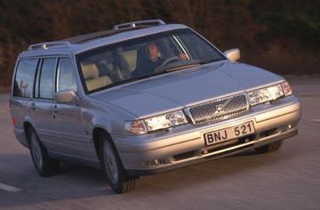 Volvo 960 Estate 2.5i 24 Valve Prestige-Line (1996)