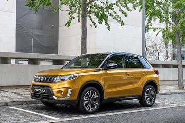 Prijzen vernieuwde Suzuki Vitara bekend