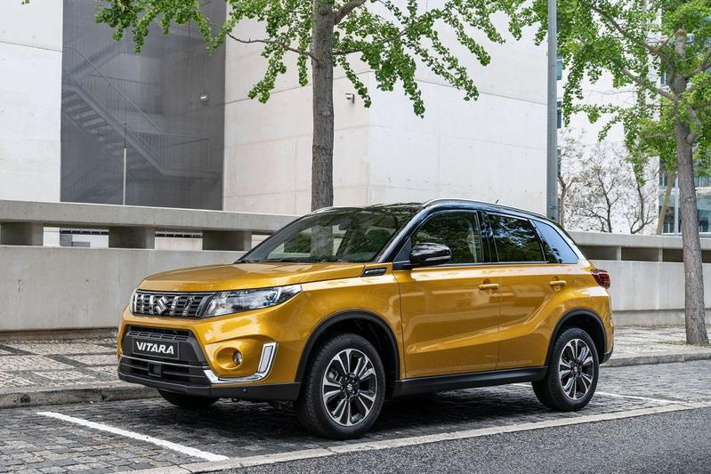Under the knife: Suzuki Vitara | Auto News