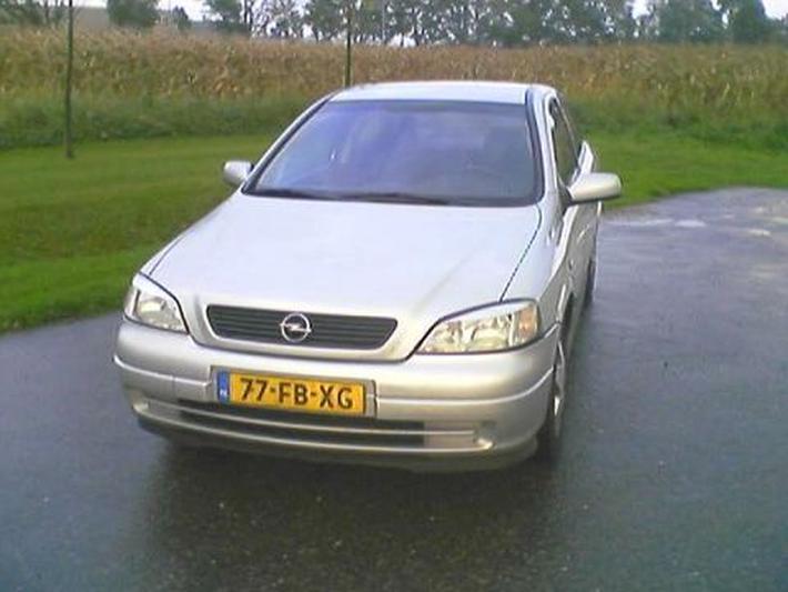 Opel Astra 1 7 Dti Club 2000 Autoweek Nl