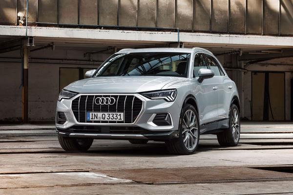 Audi maakt eerste prijzen Q3 bekend
