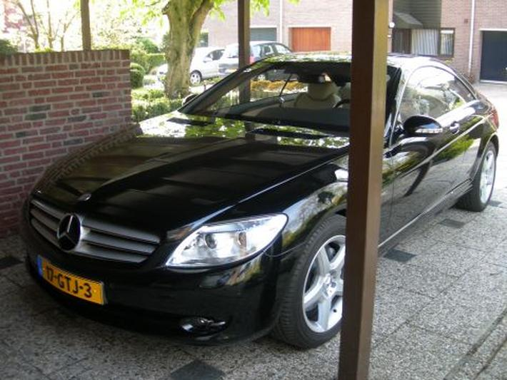 Mercedes-Benz CL 500 (2006)