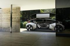 Volvo's nieuwe autonome concept: de 360c
