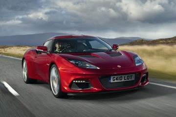 Lotus introduceert Evora GT410
