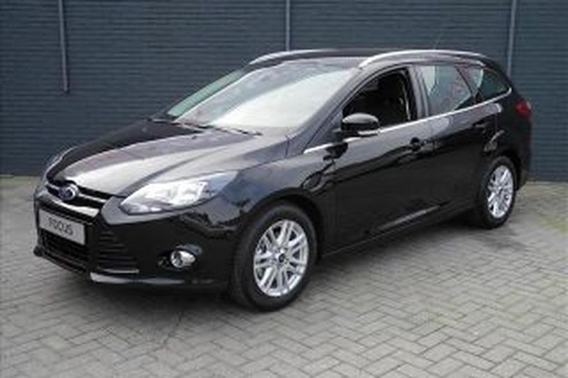 Ford Focus Wagon 1.0 EcoBoost 125pk ECOnetic Edition Pl (2014)