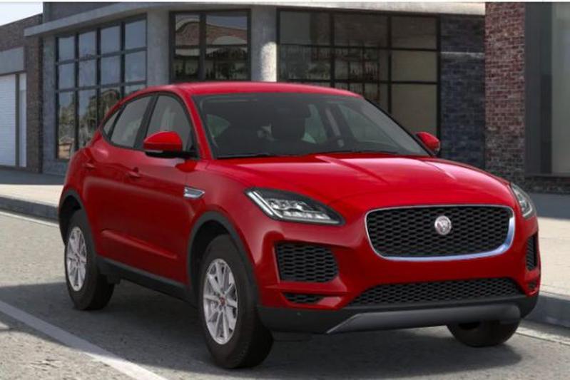 Back to Basics: Jaguar E-Pace
