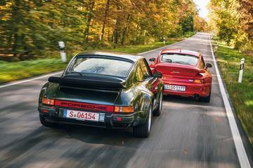 Porsche 911 Turbo - Reportage